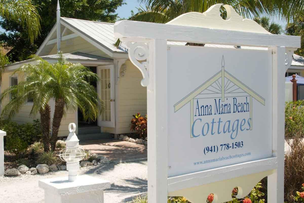 Book a Beach Cottage and Anna Maria Beach Cottages