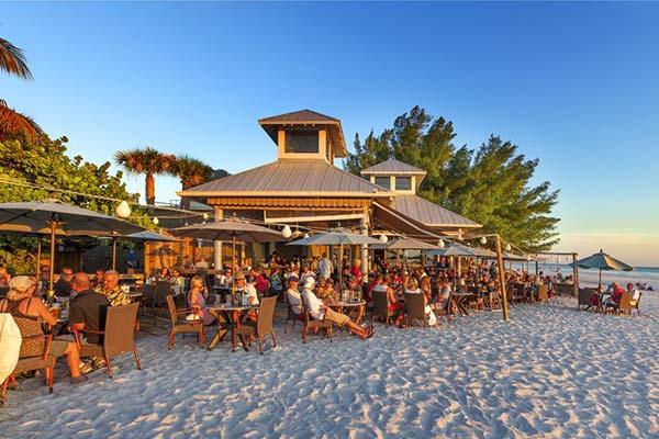 The Sandbar Waterfront Restaurant